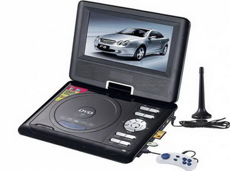 DVD XPX EA-9055D DVD/SD/USB/TV  LCD 9""